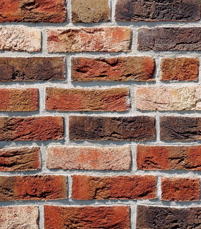 Отделка стен клинкерной плиткой фото